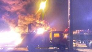 آتش سوزی 2