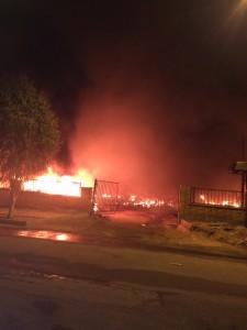 آتش سوزی 6