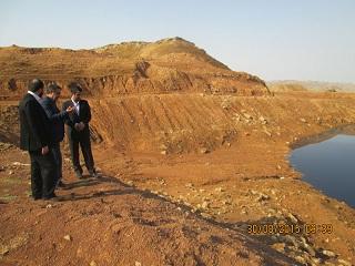 بازدید دادستان و قاضی شعبه ویژه جرائم زیست محیطی دادسرای شهرستان مسجدسلیمان از حوزه های شهری و مناطق