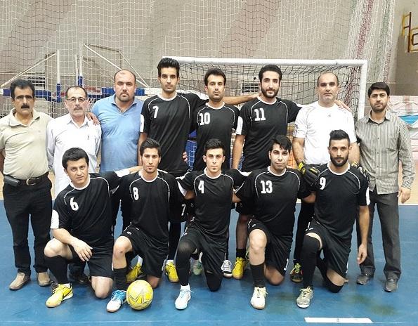 ناکامی تیم شهرداری مسجدسلیمان در صعود به فینال رقابتهای انتخابی کشور در عین شایستگی