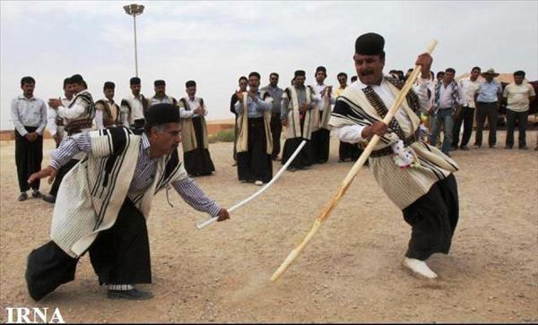 احیای رقص چوب بازی و موسیقی بختیاری (ساز و دُهُل) بعنوان بخشی از جاذبه های فرهنگی و گردشگری مسجدسلیمان
