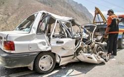 تکمیلی / تصادف امروز جاده اهواز – مسجدسلیمان سه کشته و سه مصدوم بر جای گذاشت