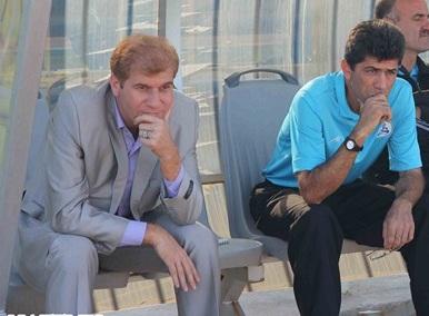 دوروز پس از تکذیب خبر ، یزدی یعنوان مدیرعامل باشگاه نفت انتخاب شد