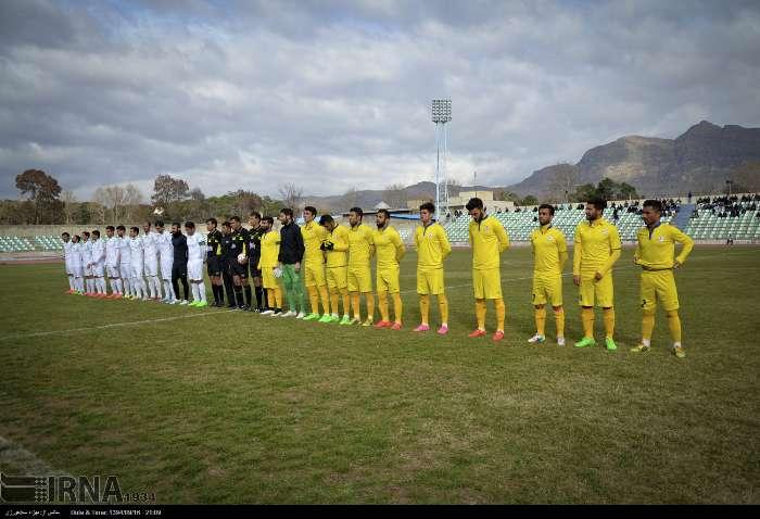 بازگشت جوان آینده دار مسجدسلیمانی به تمرینات تیم نفت + تصویر