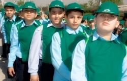 اجرای مرحله سوم طرح ملی محیط یار در مدارس مسجدسلیمان + تصاویر