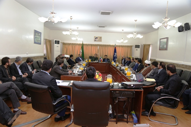 جلسه مدیریت پسماند شهرستان مسجدسلیمان برگزار شد
