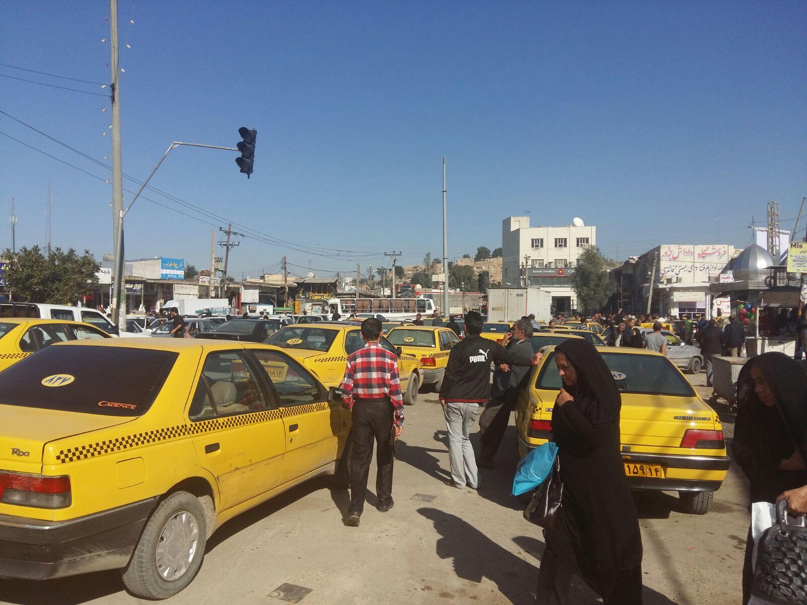 اصلاح هندسی تقاطع ها و تاثیرات آن در شهر مسجدسلیمان