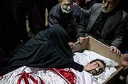 درگذشت پدر شهید ظهراب حموله، مسجدسلیمان