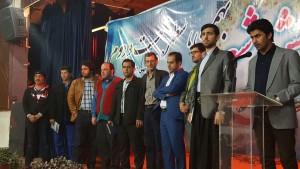 برگزاری همایش شعر در مسجدسلیمان + تصاویر