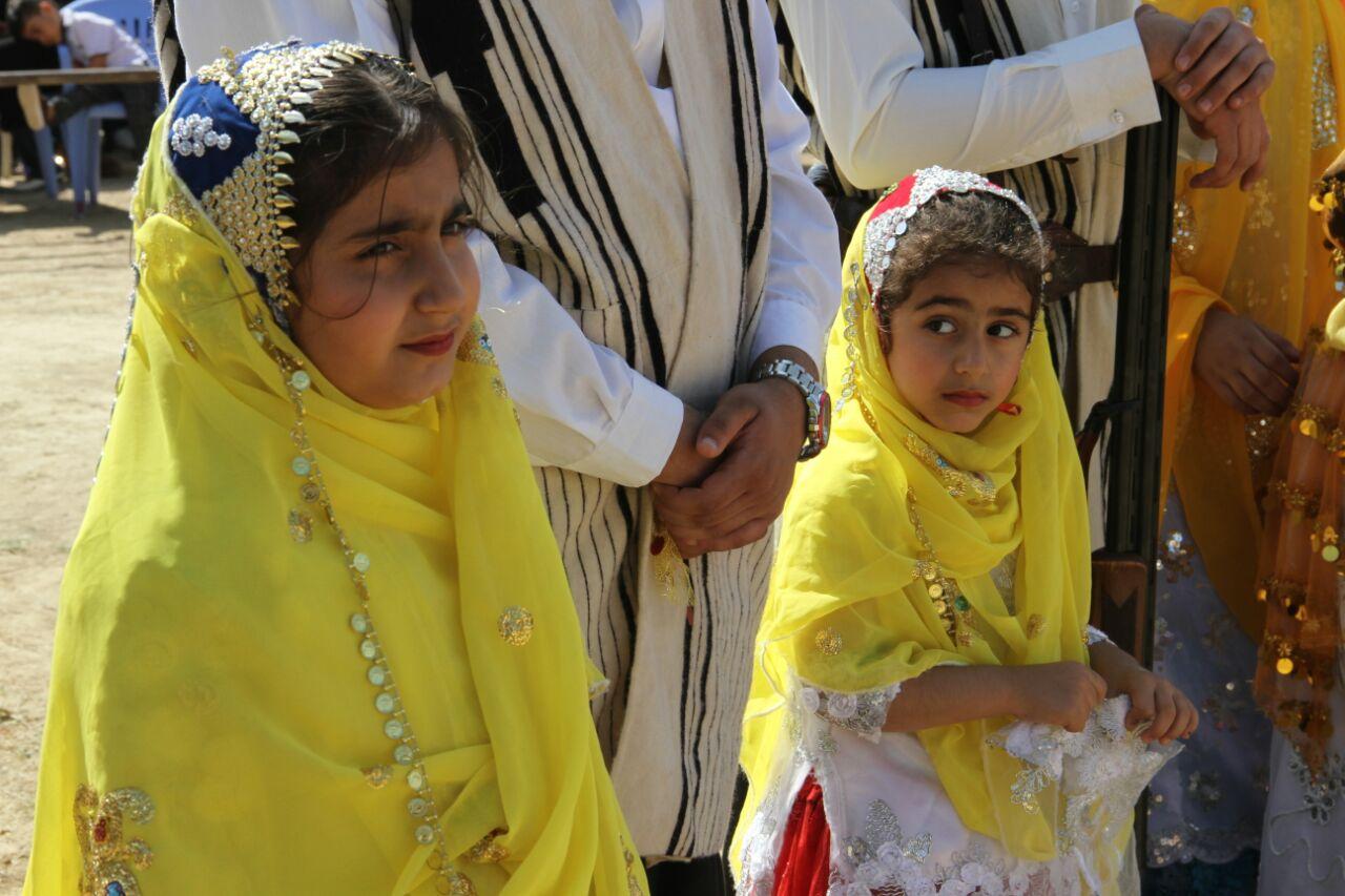 گزارش تصویری هشتمین جشنواره نوروزی بختیاری به میزبانی طایفه شهنی