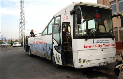 اولین اتوبوس تفریحی-توریستی استان در مسجدسلیمان راه اندازی خواهد شد +تصاویر