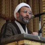 حجت الاسلام امینی: شهر ما می تواند پیشرفت کند اگر جلوی دزدی ها و دزدهای قانونمند گرفته شود