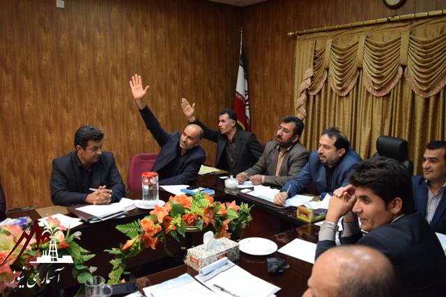 صندلی داغ و پرماجرای شهردار مسجدسلیمان،همچنان بدون مسئول !؟ + تصویر