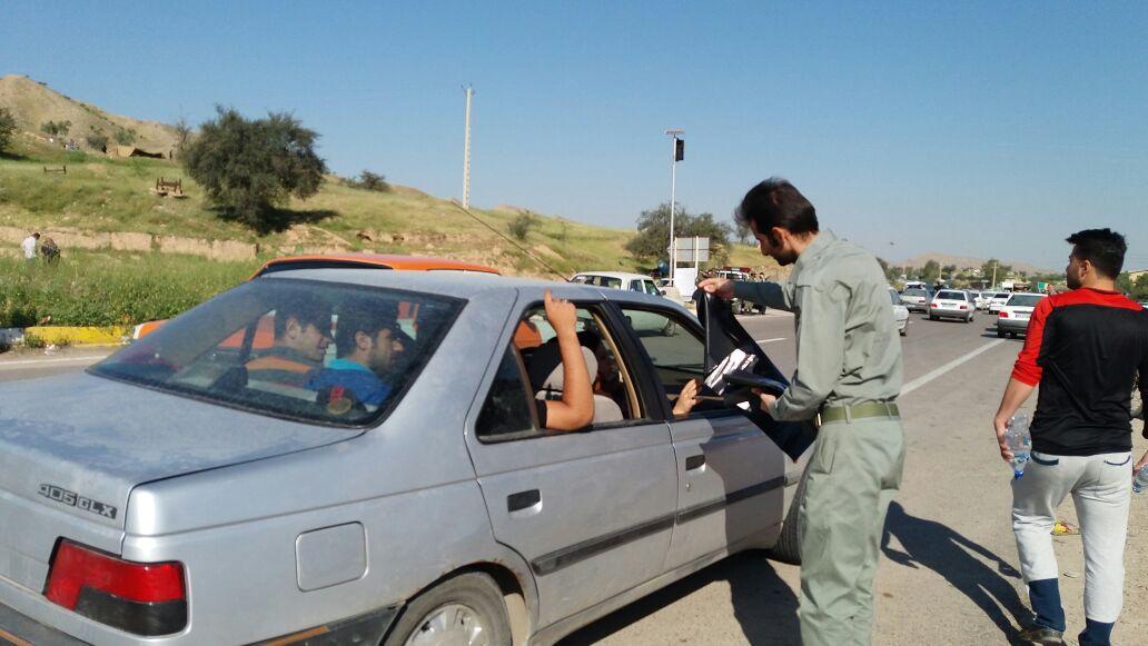 فعالین محیط زیست مسجدسلیمان در روز طبیعت هم بیکار ننشسته اند … + تصاویر