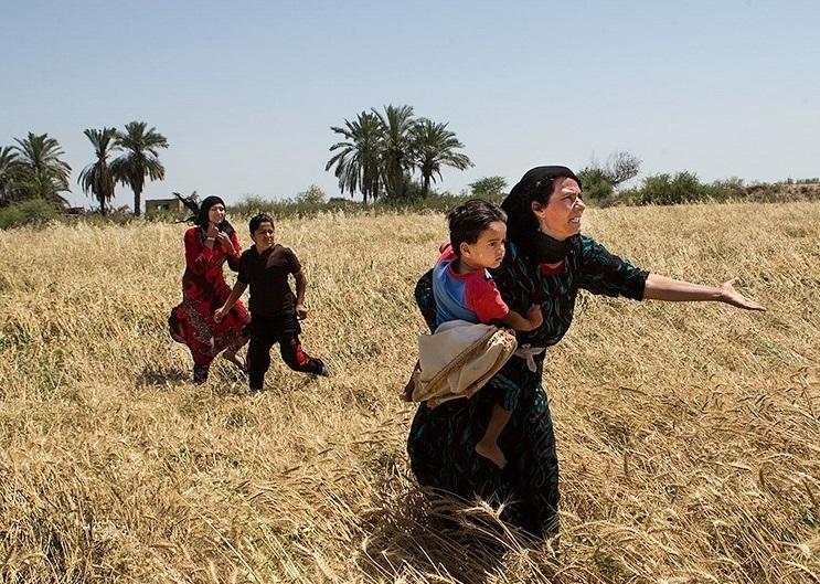 بدبختیهای مردم خوزستان بهترین سوژه عکاسان و خبرنگاران تهرانی