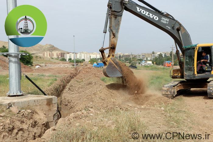 پارک۱۱هکتاری شهرستان مسجدسلیمان طی چند ماه آینده به بهره برداری می رسد