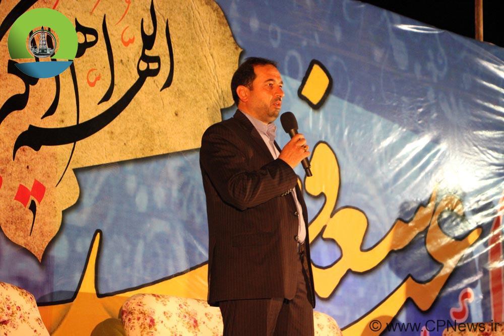 جشن بزرگ عید سعید فطر به میزبانی شهرداری در مسجدسلیمان برگزار گردید