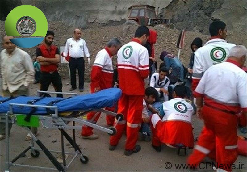 برگزاری دوره تخصصی جستجو و نجات در جاده به میزبانی جمعیت هلال احمر اندیکا + تصاویر