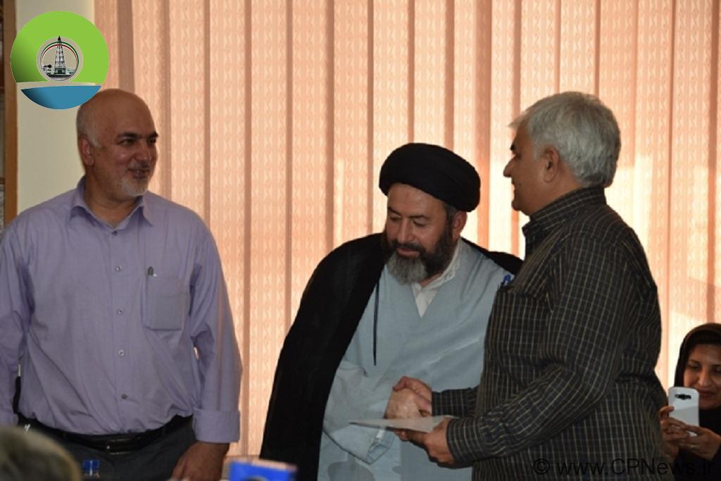 برگزاری مراسم تودیع و معارفه مدیری جهادکشاورزی مسجدسلیمان + تصاویر