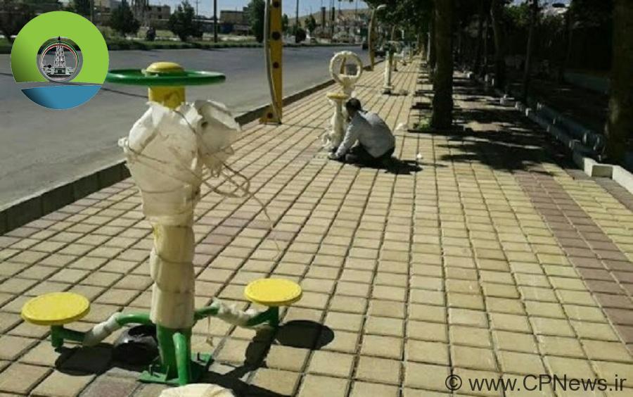 """برای اولین بار در شهرستان؛ طرح """" جاده سلامت"""" در سه نقطه از مسجدسلیمان افتتاح می شود"""