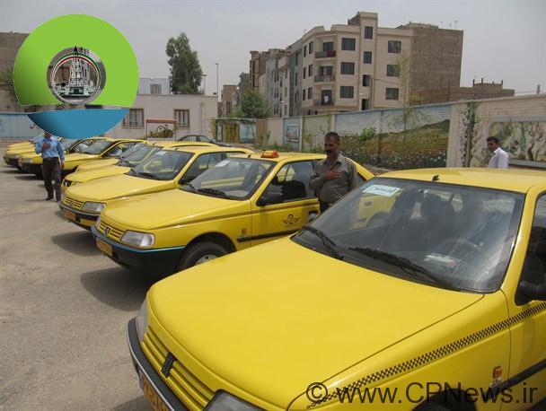 افزایش ۱۵درصدی نرخ کرایه تاکسی در مسجدسلیمان