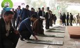مردم و مسئولین مسجدسلیمان به مهمانی لاله ها رفتند + تصاویر