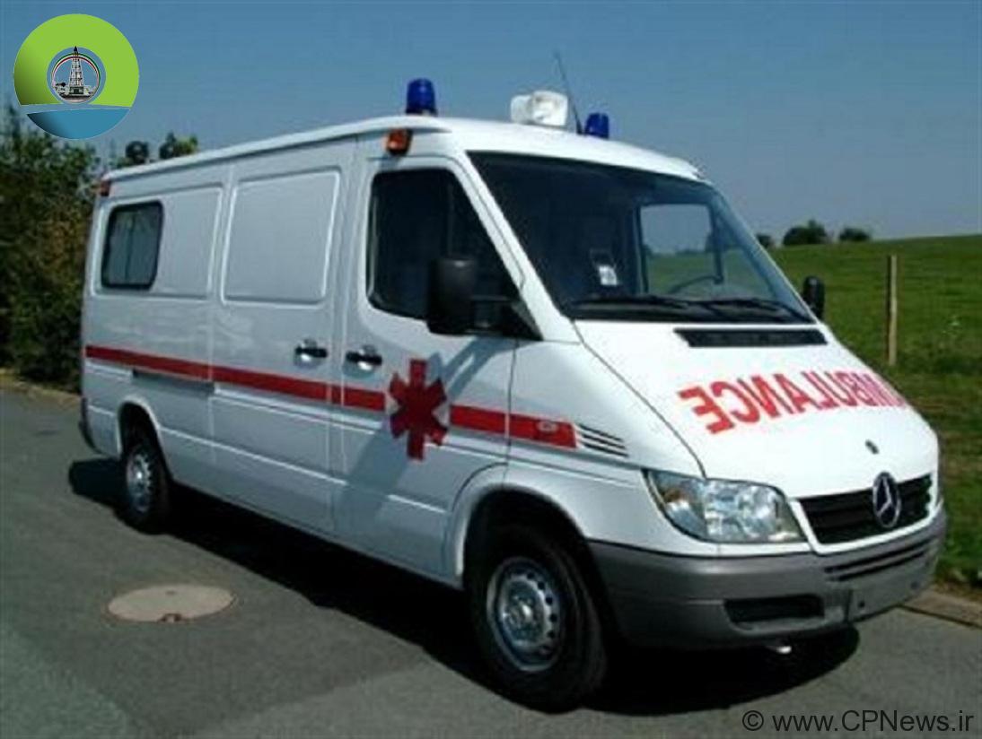 بیماران بیمارستان ۲۲ بهمن همچنان از کمبود آمبولانس رنج می برند… + تصاویر