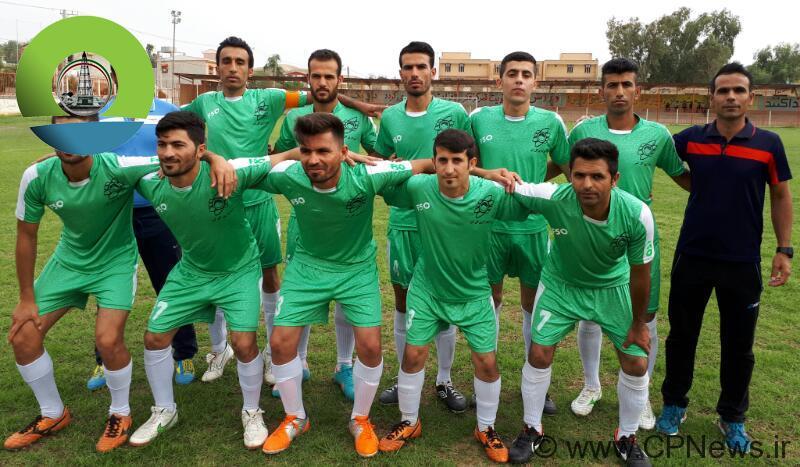 آغاز رقابتهای هفته سوم مسابقات فوتبال بزرگسالان مسجدسلیمان با پیروزی کشاورز گلگیر