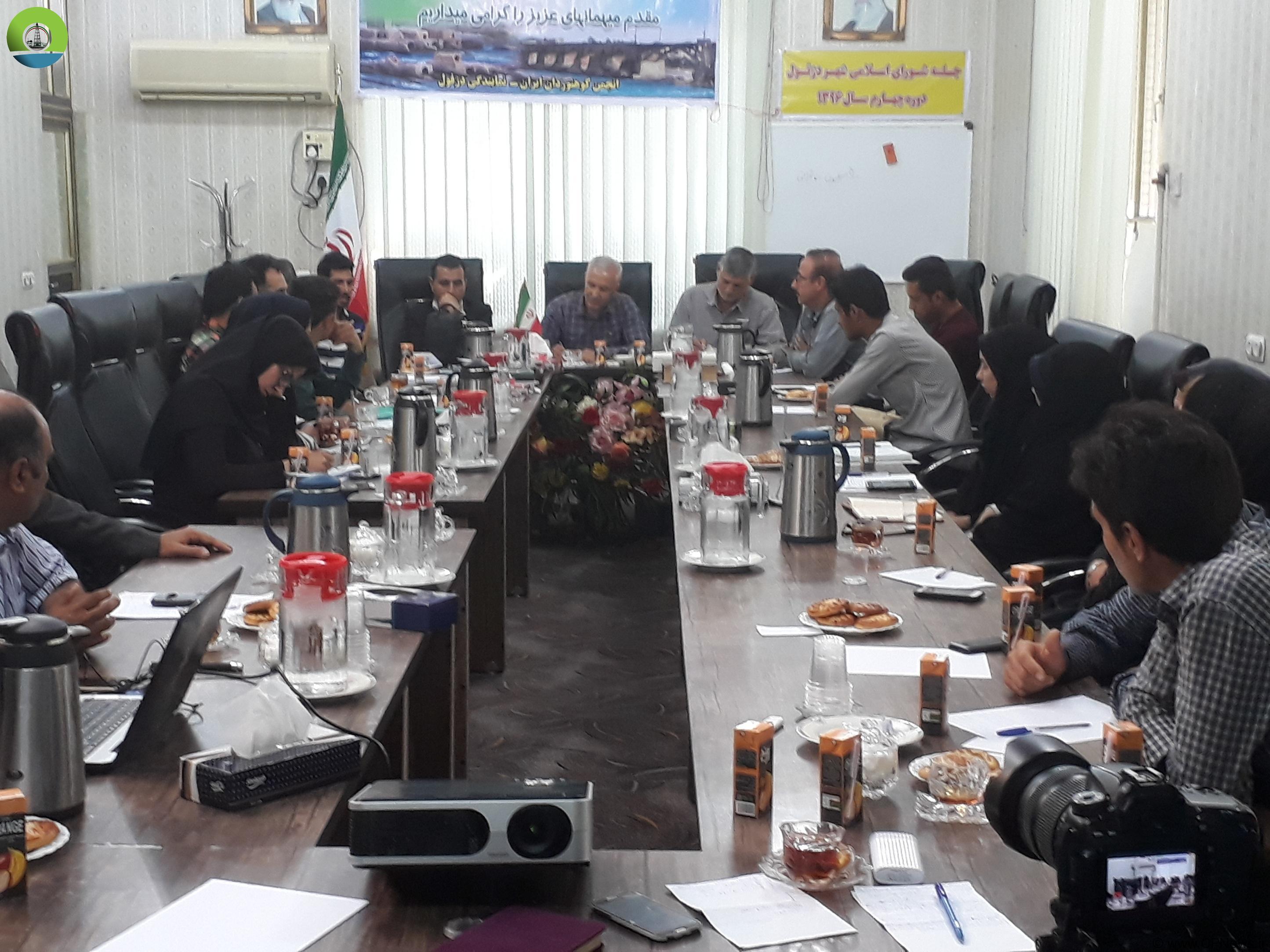 گزارش متنی-تصویری سومین نشست سمن های زیست محیطی شمال خوزستان به میزبانی دزفول