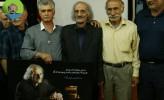 برگزاری مراسم نکوداشت استاد کاووس  غولی گله با حضور اساتید و نخبگان شهر اولین ها