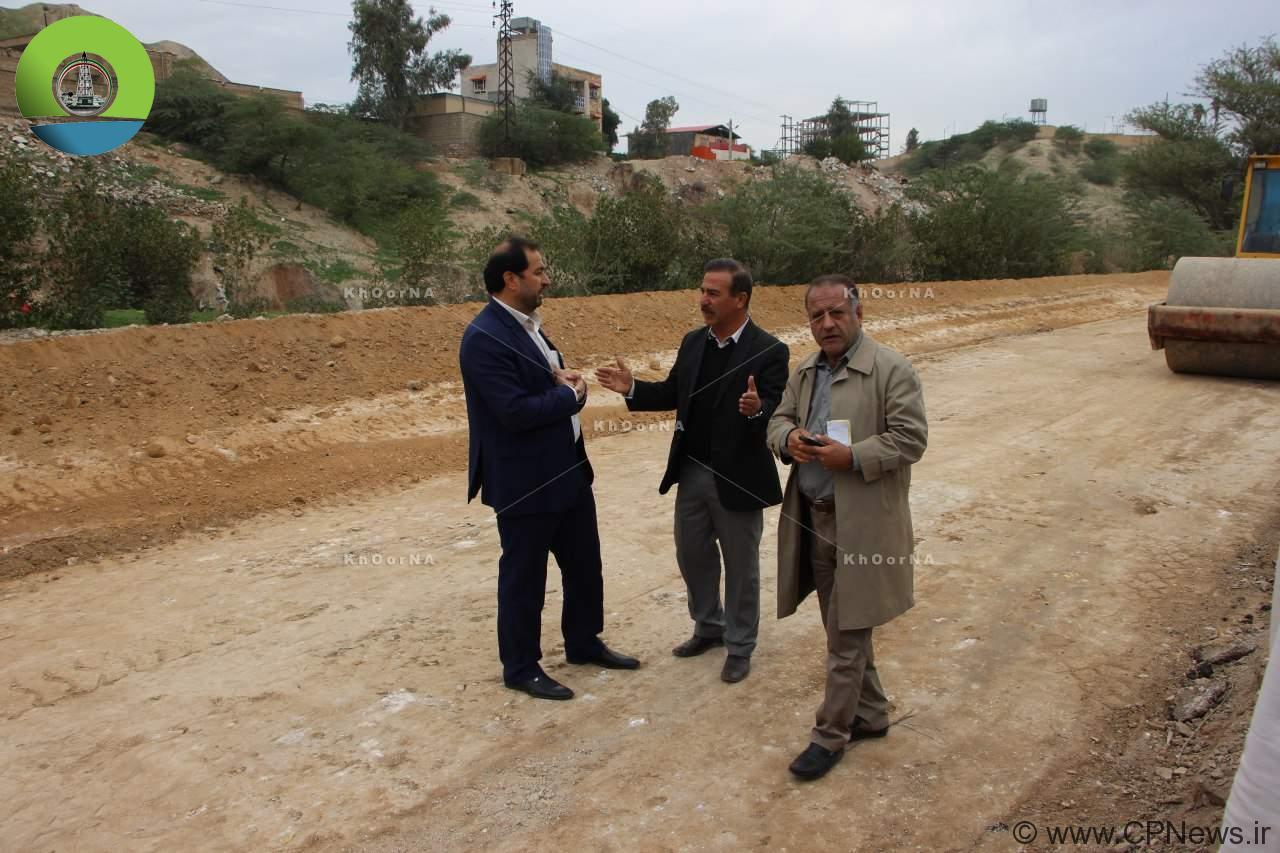 خلاصه ای از عملکرد عمرانی و خدمات شهری شهرداری مسجدسلیمان  در یک سال گذشته