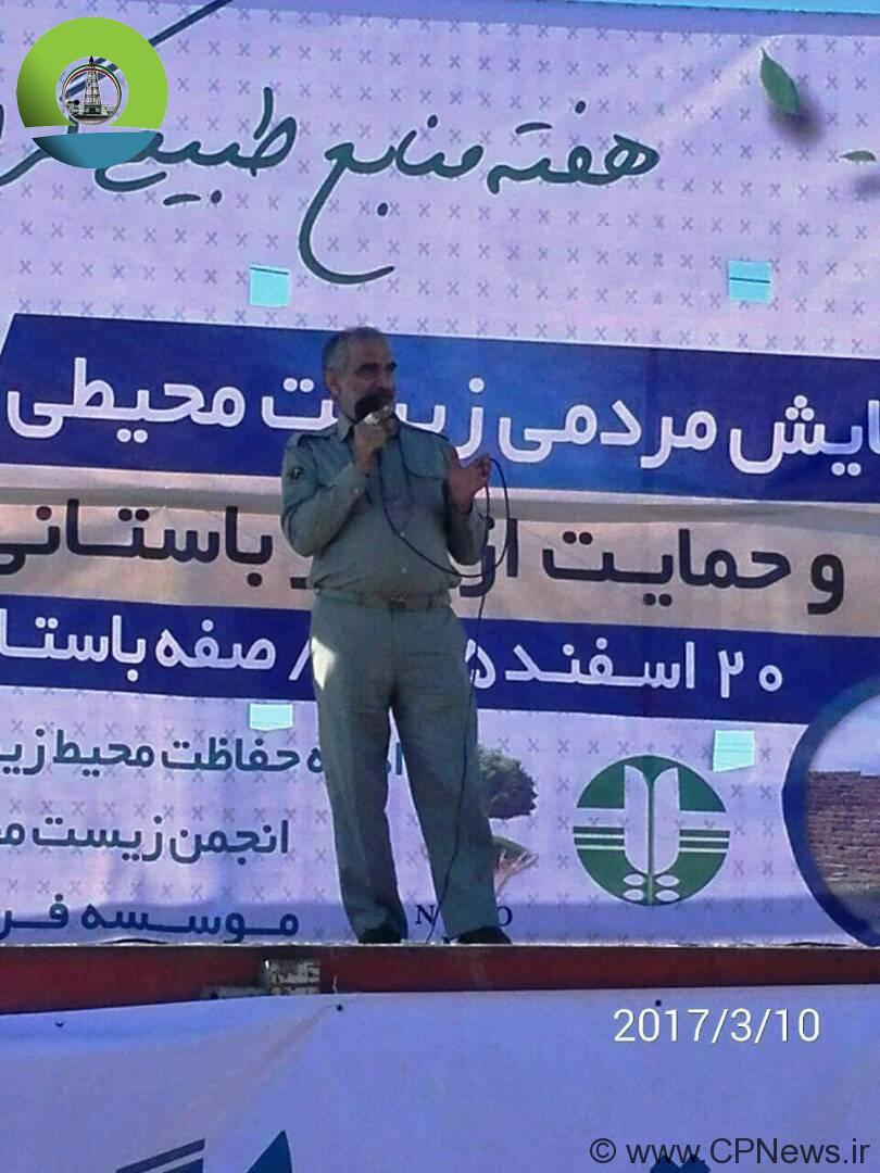 بیانیه تشکلهای زیست محیطی شهرستان مسجدسلیمان در محکومیت حمله افراد ناشناس به فرمانده یگان محیط زیست استان خوزستان
