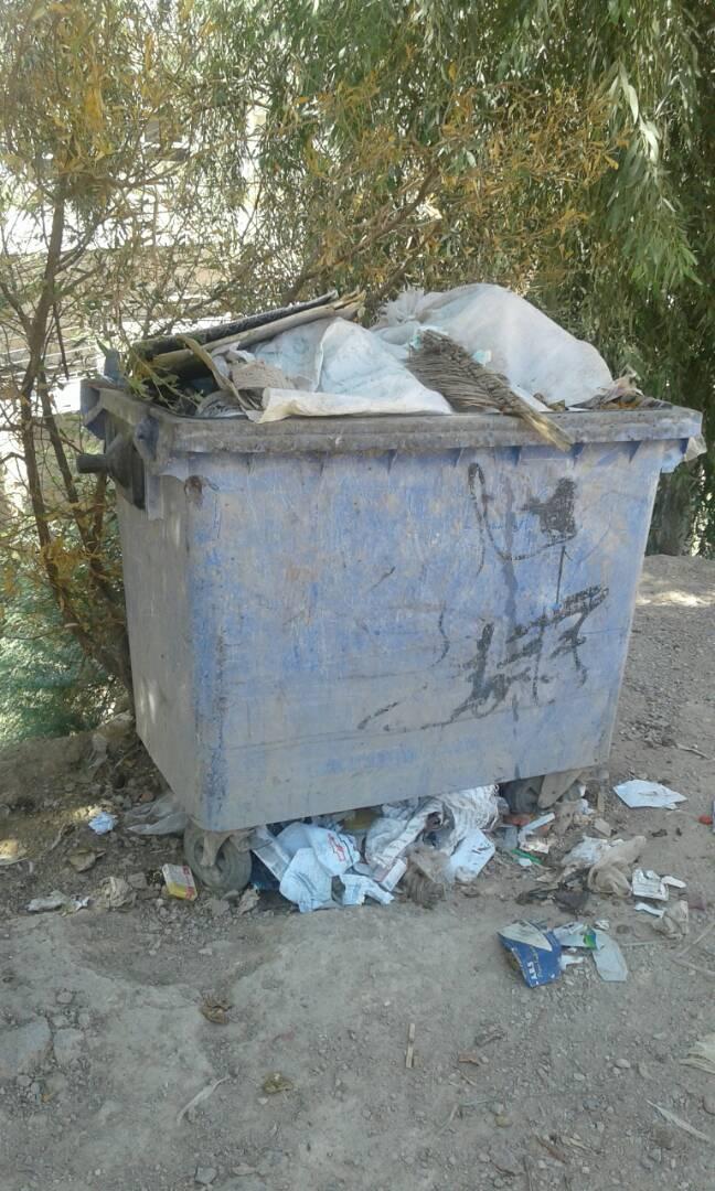 پای لنگ خدمات شهرداری در مسجدسلیمان / وقتی محلات بوی زباله می دهند + تصاویر