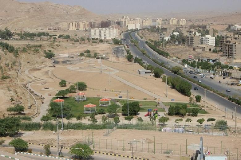 ساخت و ساز در پارک یازده هکتاری مسجدسلیمان !؟ + تصاویر / پاسخگو چه کسی ست ؟