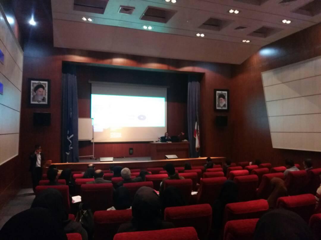 سمینار علمی تخصصی ریزگردها و محیط زیست در مسجدسلیمان تحت الشعاع تعطیلی مدارس و ادارات + تصاویر