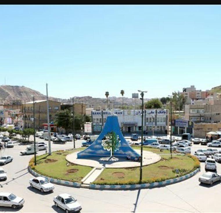 معضلات ناشی از گره های ترافیکی در مسجدسلیمان و راهکارهای برون رفت از آن