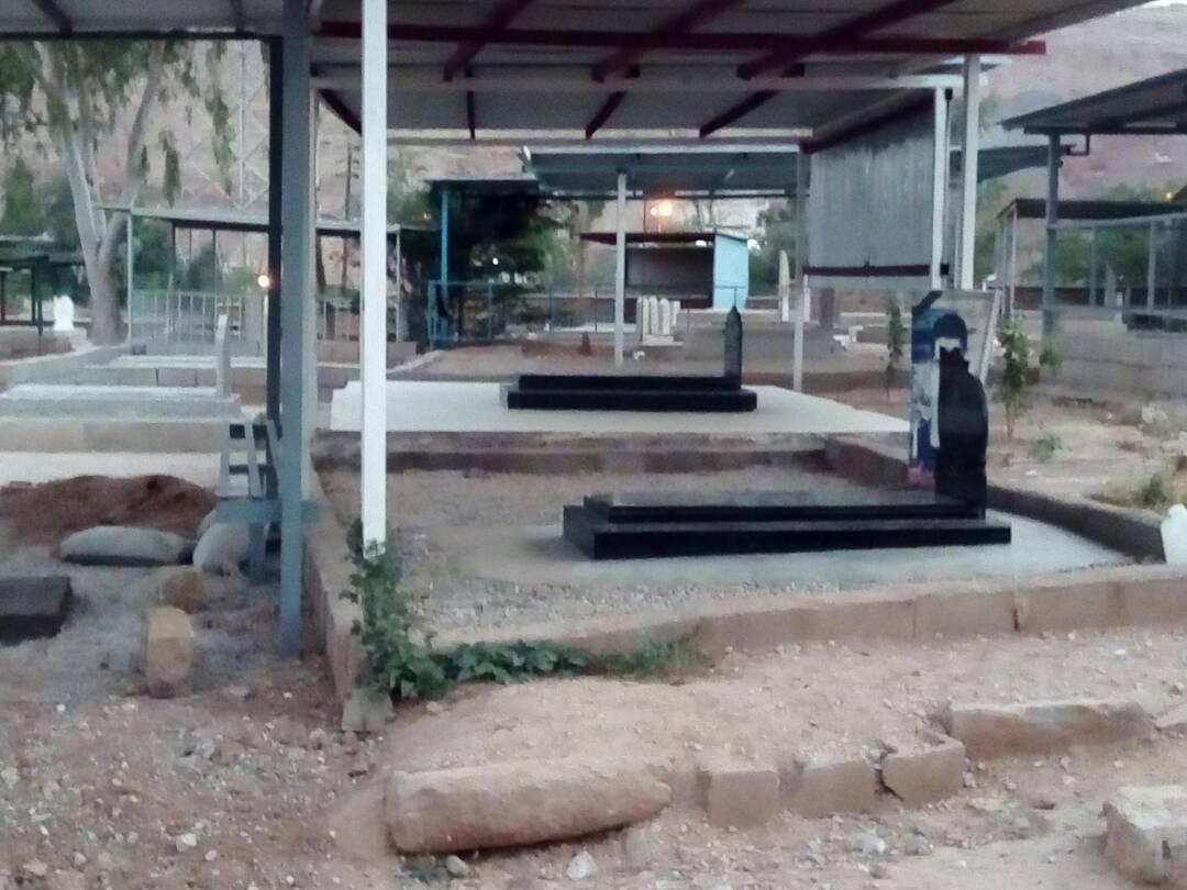 اقدام قابل تأمل شهرداری مسجدسلیمان برای فروش بخشی از بهشت زهرای چهاربیشه + تصاویر