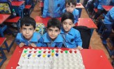 ایده های خلاقانه معلم مسجدسلیمانی برای آموزش با وسایل تهیه شده از مواد بازیافتی + تصاویر