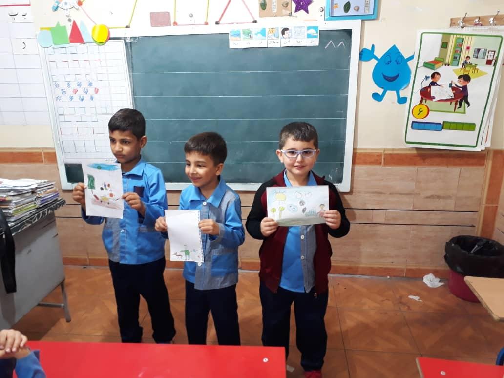 فرهنگ محیط زیست در مدارس مسجدسلیمان فراگیر شده است