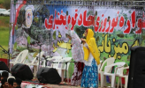 جشنواره نوروزی اتحاد قوم بختیاری به میزبانی طایفه کهیش برگزار شد + تصاویر