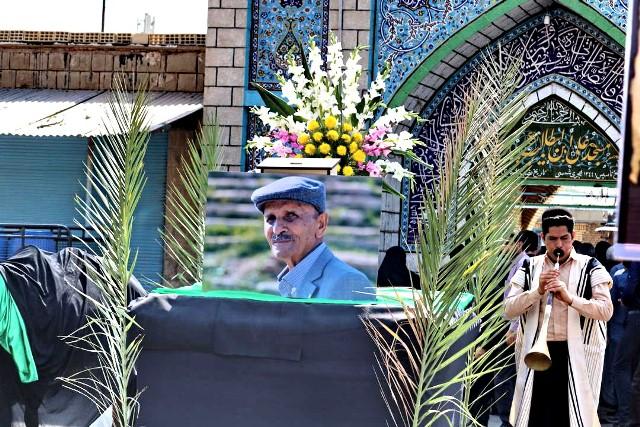 جای خالی قطعه هنرمندان و نام آوران در مسجدسلیمان همچنان احساس می شود