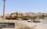 صدور حکم و اعمال قانون در خصوص پیمانکار پروژه بلوار دوم شهری