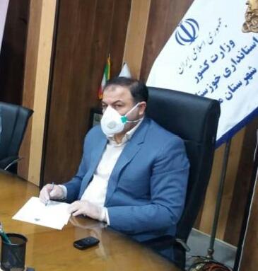 فرماندار مسجدسلیمان:خودروهای مهمانان نوروزی با پلاک بجز مسجدسلیمان ۴۸ساعت مهلت خروج از شهرستان را دارند
