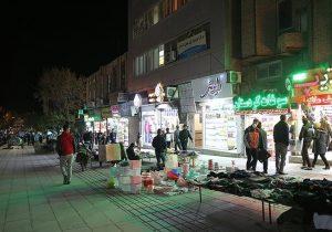 جولان کرونا در خیابانهای اهواز؛ آیا بر اجرای محدودیتها نظارت میشود؟ + فیلم