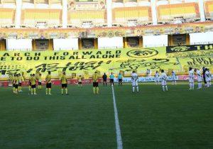 بازگشت موفقیت آمیز تیم داوری خوزستان به سطح اول فوتبال کشور