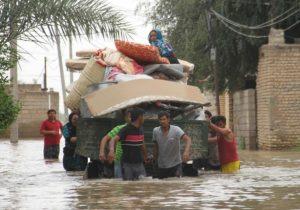 داستان سیل در خوزستان و مسئولان همیشه غافلگیر!