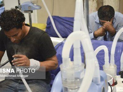 """مردم خوزستان بیشتر از سایر ایرانیها """"آسم"""" دارند"""