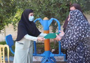 قدردانی از شهروندان نمونه در حفظ و توسعه فضای سبز شهری مسجدسلیمان