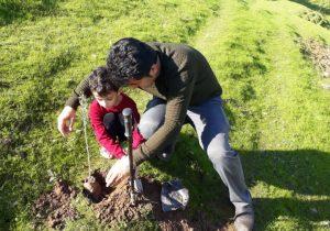 برگزاری تور گردشگری -محیط زیستی تشکل های مردم نهاد مسجدسلیمان در روستای جهانگیری