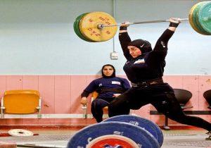 فرزند مسجدسلیمان مربی تیم ملی وزنه برداری بانوان شد